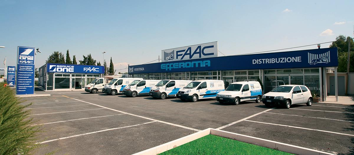 faac service one
